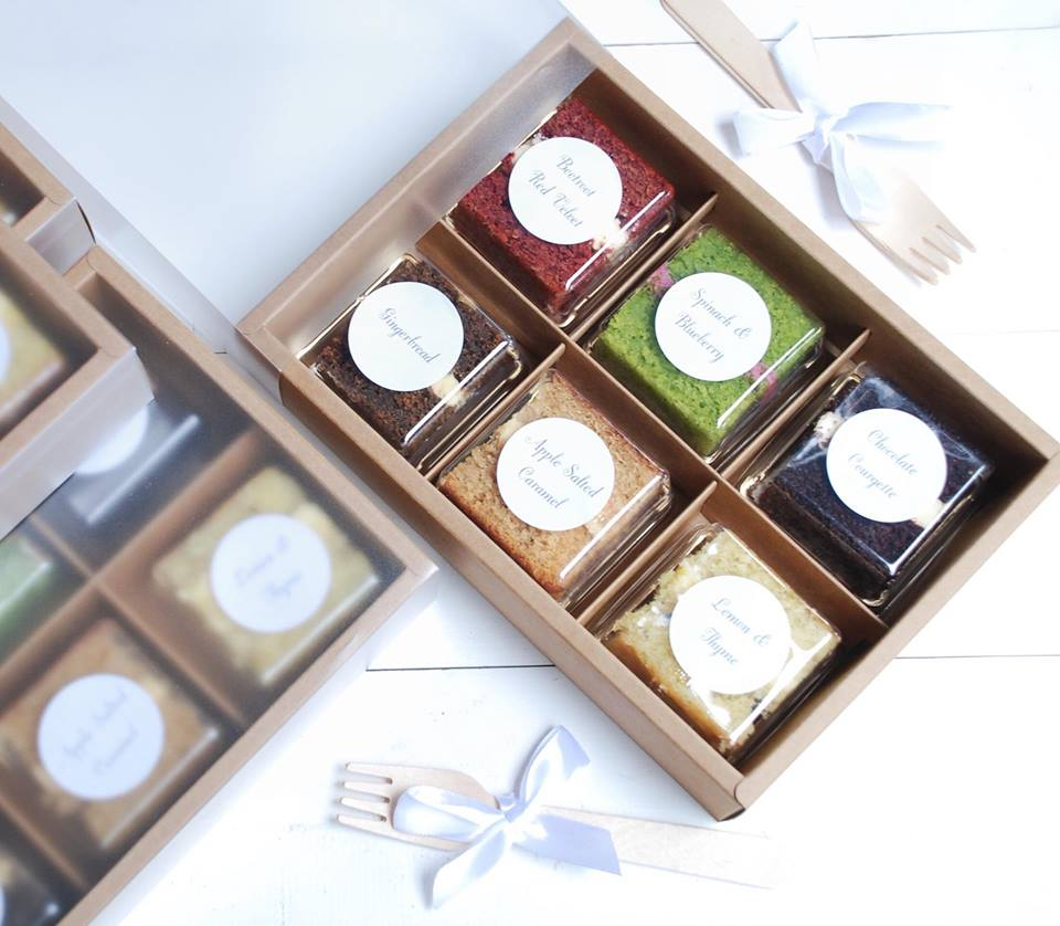 Wedding Cake Samples By Post